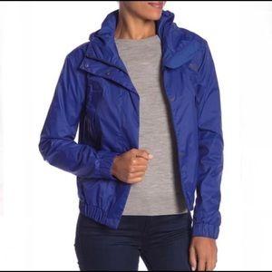 The North Face Precita Women's Blue Rain Jacket